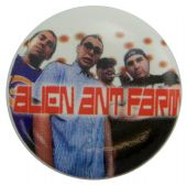 Alien Ant Farm - 'Group' Button Badge